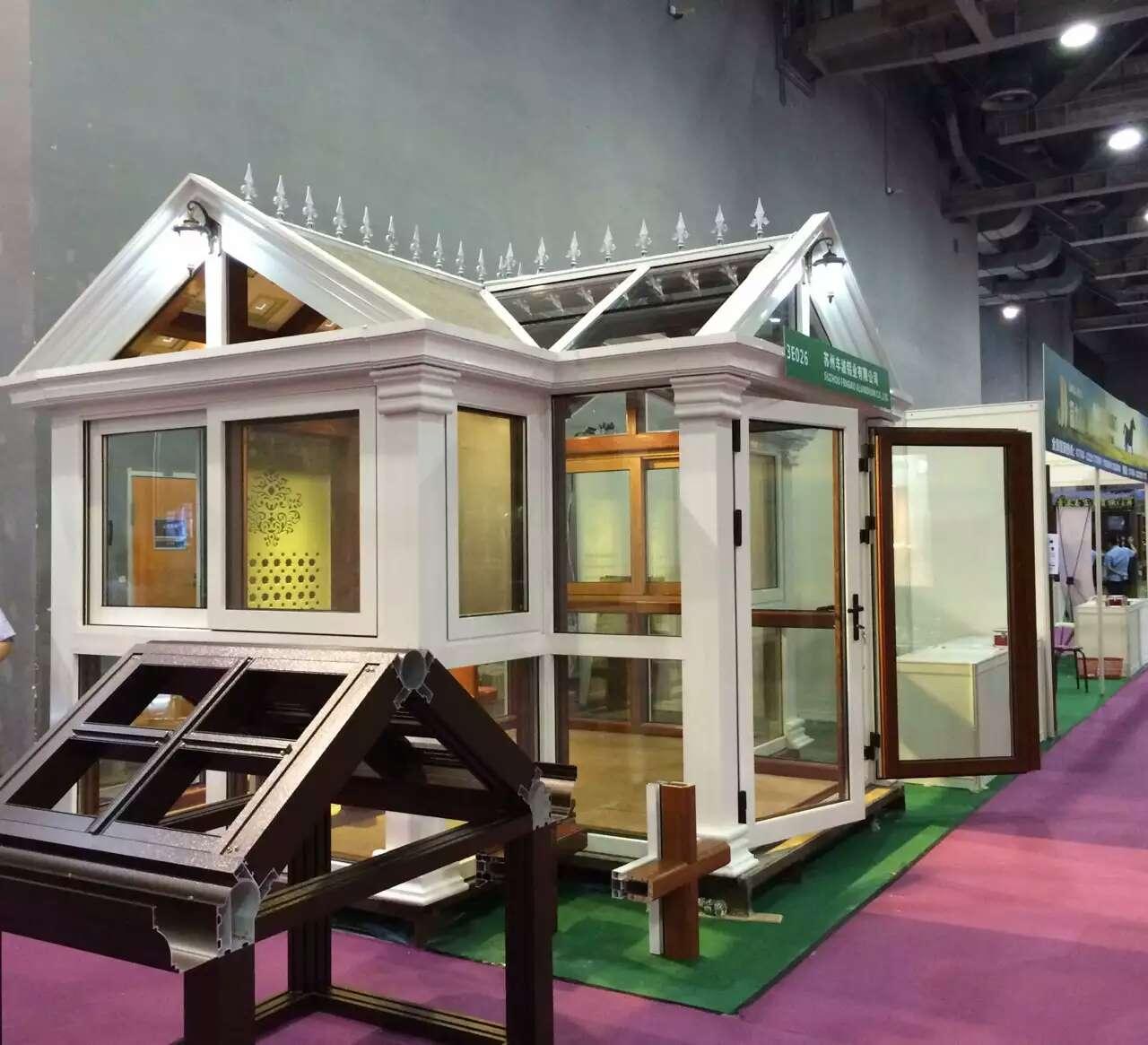 苏州阳光房设计定做-罗普斯金铝合金价格-断桥门窗-网